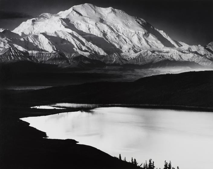 Mount McKinley, Wonder Lake