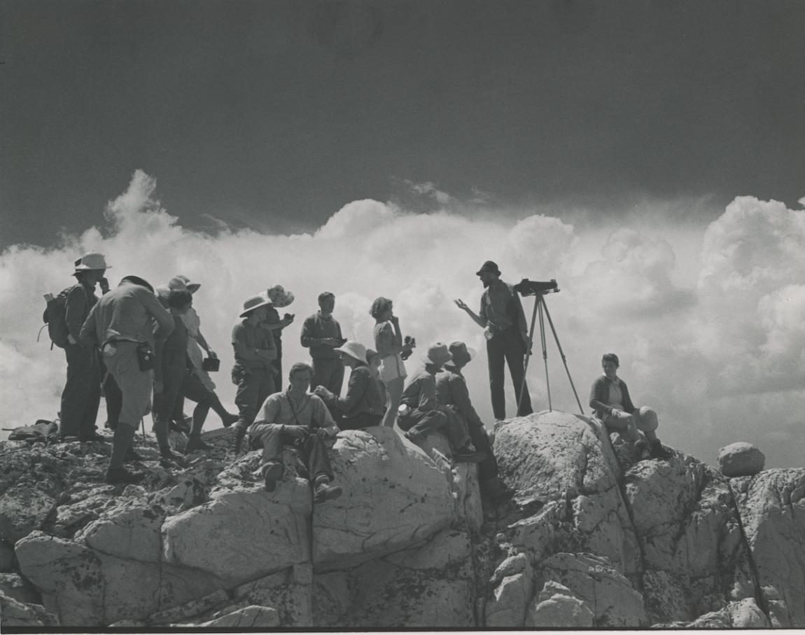 Ansel Adams Sermon on the Mount