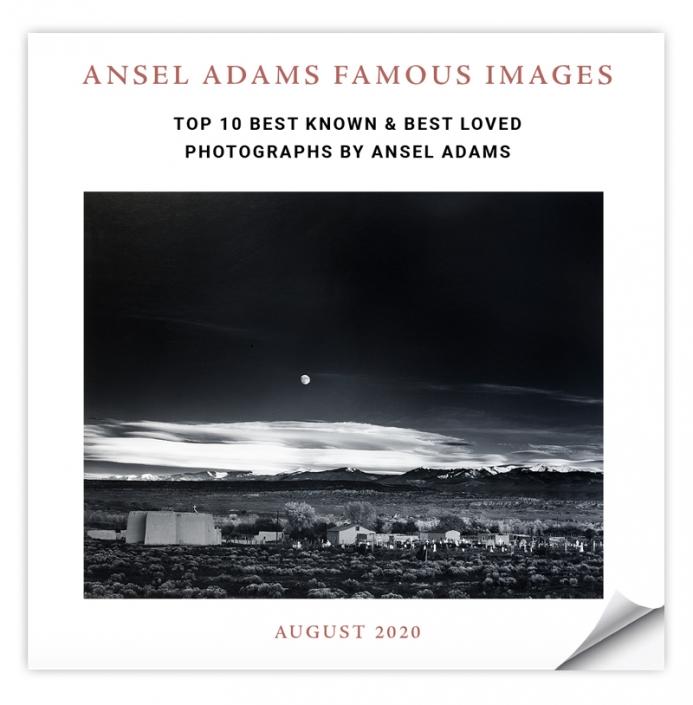 Ansel Adams Famous Images